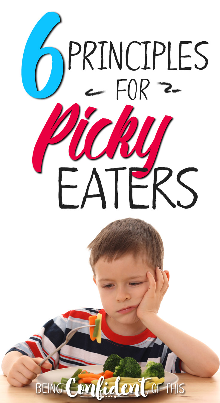 Do you have a picky eater? There's still hope for raising a healthy child! #parentingtips #momlife #pickyeater #kids Being Confident of This | work-in-progress parenting | raising healthy kids | healthy eating for kids | parenting hack | mealtime hack | teaching kids to eat well