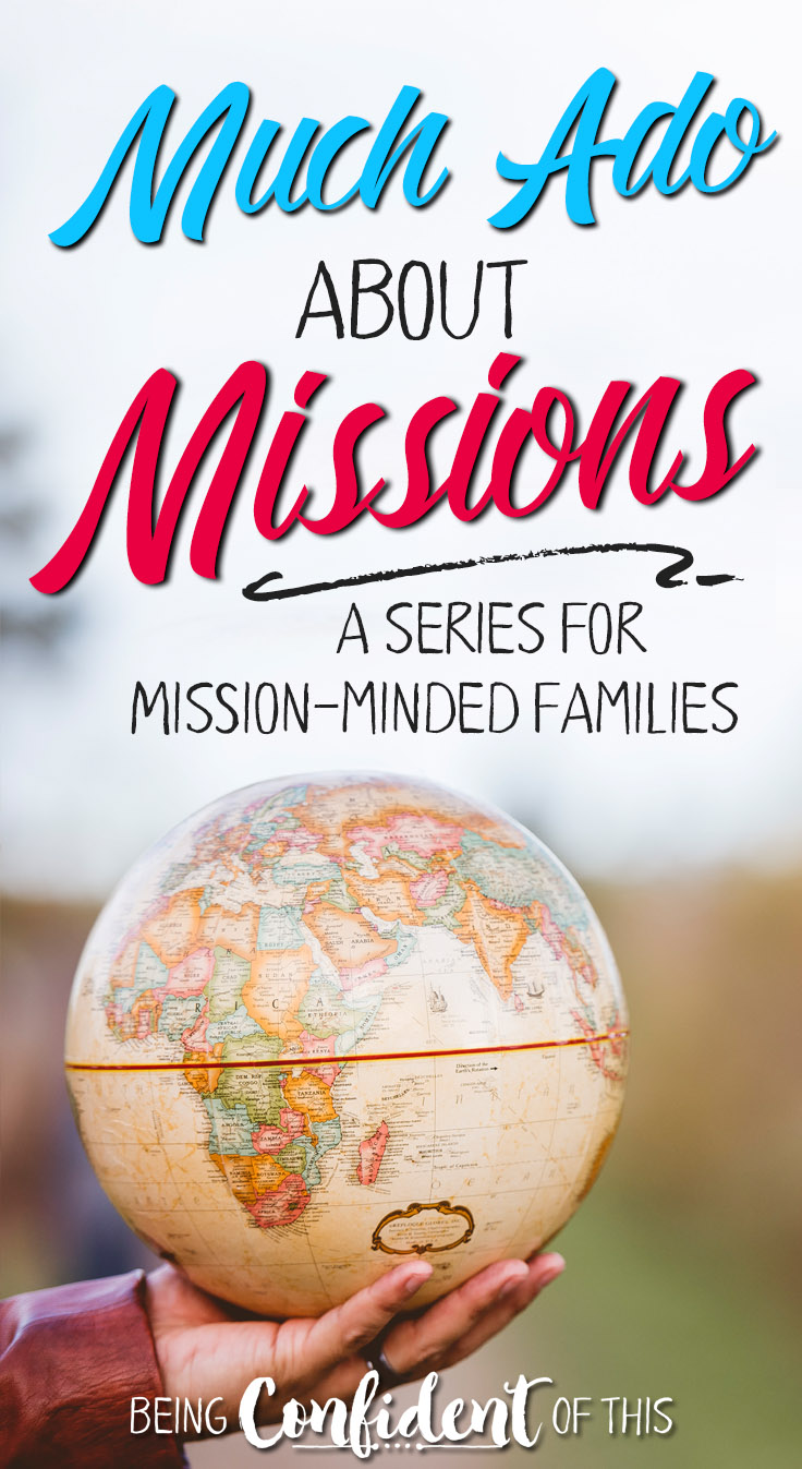 What can moms do to further the spread of the gospel to unreached people groups? We can start right in our own homes! Join us for a series on teaching missions at home for parents, teachers, children's ministers, sunday school teachers, etc. #missions #family #parenting #teaching
