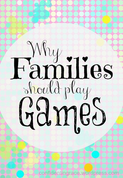 family game night, why families should play games, what games to play, kids, parents, games, family fun, family night