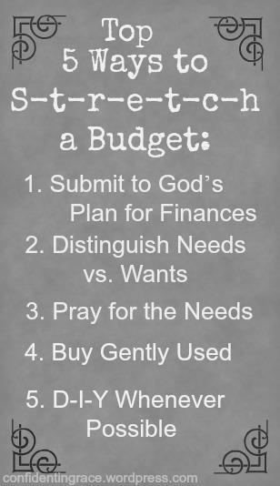 5 ways to s t r e t c h a budget how a family of 6 lives on a
