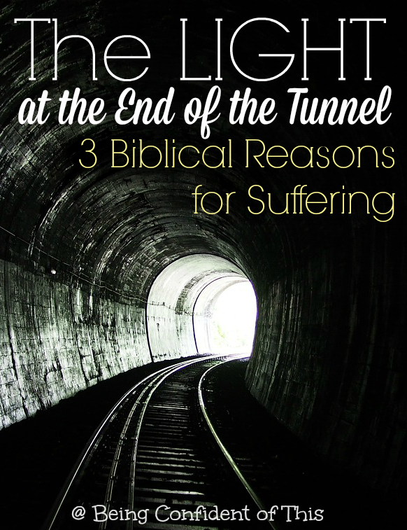 Suffering and Evil are real problems that plague today's world.  Why is this so? Isn't God all-powerful? If so, why doesn't He eliminate suffering?  Here are 3 Biblical Reasons for Suffering.