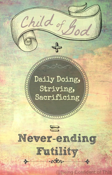 being vs. doing 2