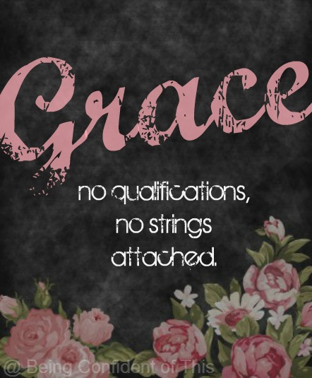 Grace, sisters in Christ, freedom in Christ