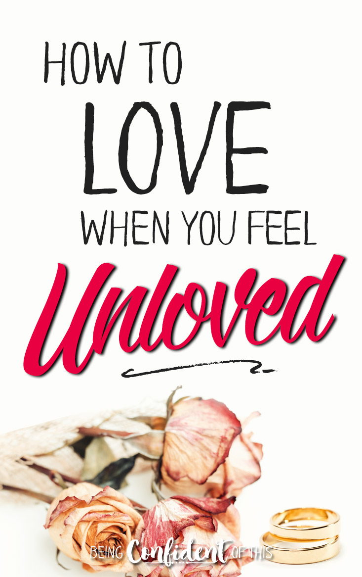For the wife who feels unloved and unappreciated - there is hope! You can still be a godly wife despite the state of your marriage. #marraige #marriageadvice #faith #godlywife Being Confident of This | Christian marriage | marriage help | hope for your marriage | Hope for the Hurting Wife | biblical marriage | Christian women | devotional | encouragement for wives | hard times | unhappy marriage | divorce | don't want to get divorced | fighting for your marriage