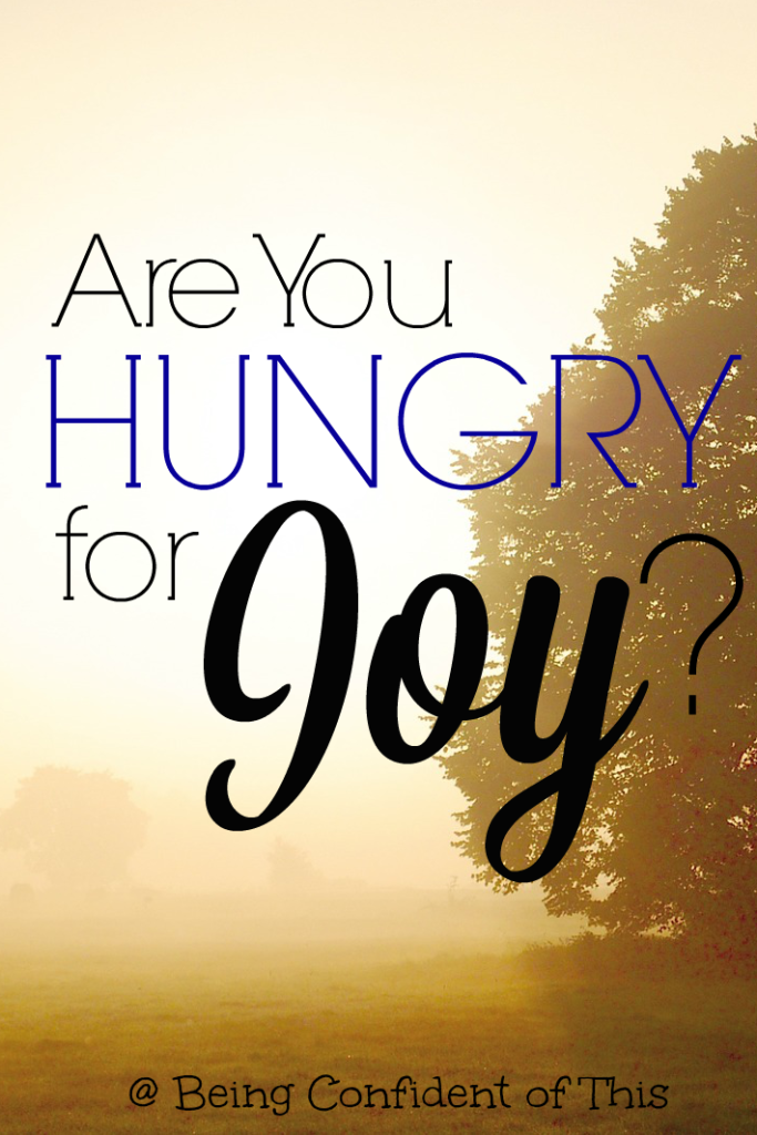 Joy seems so fleeting in today's world. Some spend a lifetime searching for it.  But joy cannot be found in the temporary. What if I told you finding lasting Joy is easier than you think?