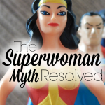 I'm sure you've fallen prey to the lie of the Superwoman Myth before - you know, how you need to do it all and do it all well?! Learn how to put those lies right in their place with this final freeing truth. The Superwoman Resolved