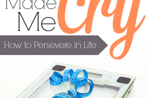 When God asks us to persevere in a life situation, it can sometimes feel like we're being sentenced to suffer. However, according to scripture, persevering has some pretty fantastic benefits! Read and be encouraged.