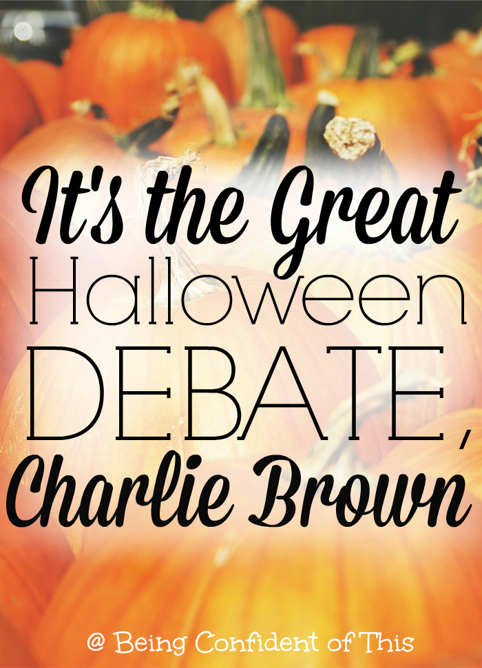 "During the Fall season, The Great Halloween Debate takes center stage in many Christian circles. Is there a ""right"" way to decide what to do about Christianity and Halloween?  And if so, who decides?  We might just be missing the most important thing in all of our Halloween discussions?"