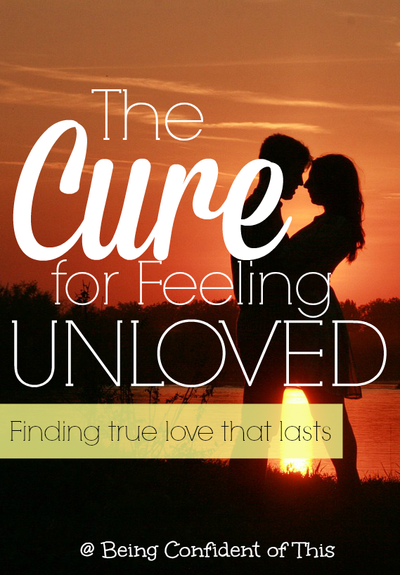 "Many people walk through this life searching for the cure for feeling unloved.  They believe that if they find ""the one"" then they will find love that lasts.  But it doesn't always work that way.  Finding true love that lasts isn't a simple task.  Read here for the missing key!"