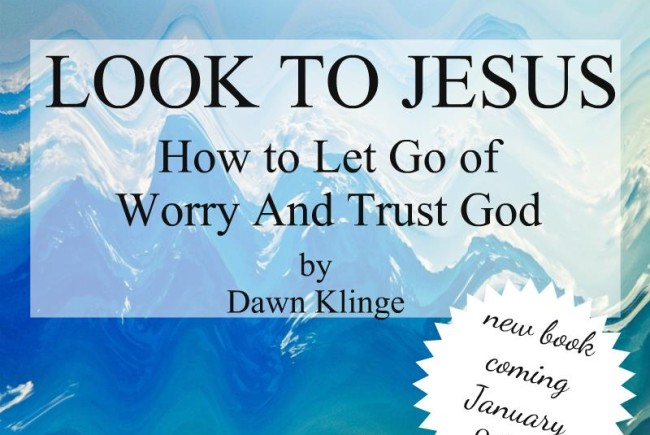Look to Jesus: A Review (and giveaway!)