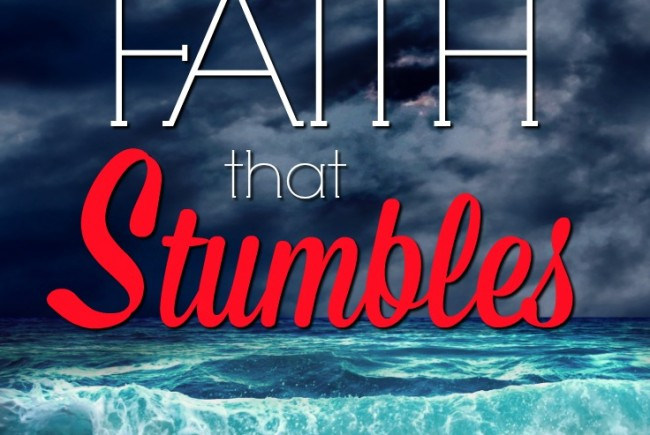 The Truth About a Faith That Stumbles on Water