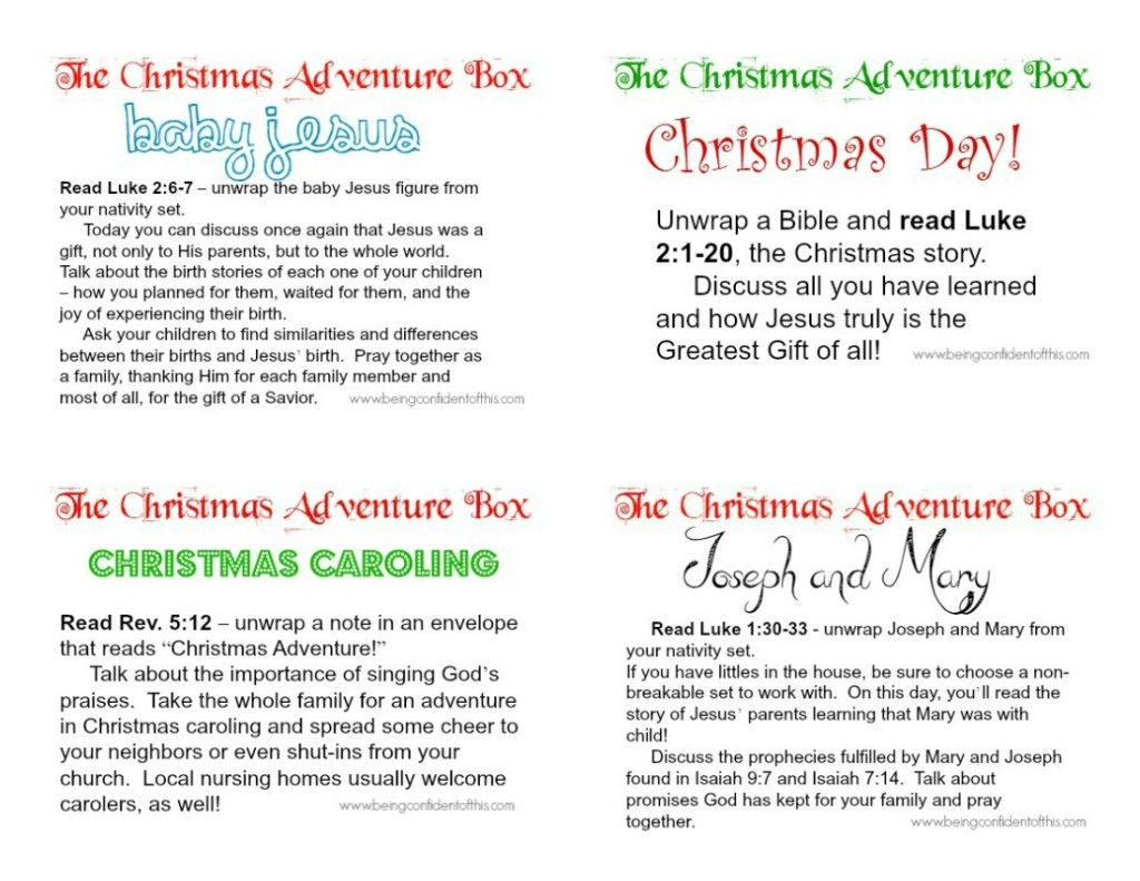 As your holiday season fills with busyness, how you can possibly fit in advent? Here's a simple, stress-free plan for advent for families! Free printables for advent for kids.