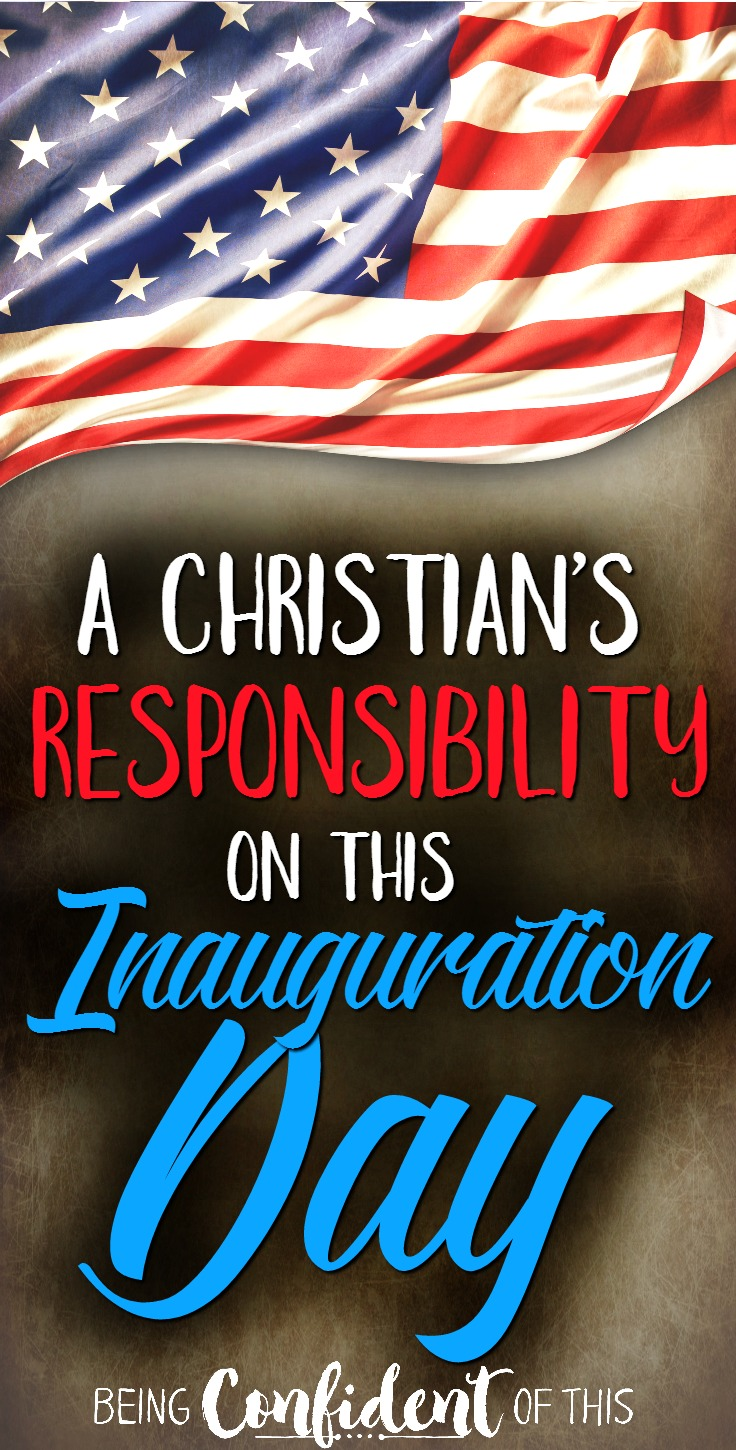As Christians, we have a responsibility this Inauguration Day, but it's probably not what you think! In 2 Chronicles, we read both a promise and a warning... as Chrisitans, we have a choice this Inauguration Day, regardless of whether we like President Trump or not, to follow God's commands. Will we heed both God's promise and warning?