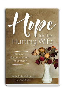 Do you wonder if there is any hope left for your marriage? Do you feel stuck as a Christian wife? Are you ready to give up on marriage? Have you even considered divorce? Don't give up yet - there is still hope - take it from 2 women who have been there! Hope for the Hurting Wife Being Confident of This #Christianmarriage #hope #encouragement #book