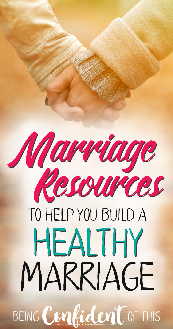 A healthy marriage doesn't come naturally - it takes a lot of hard work! This list of trusted resources are helpful for any marriage - the one that just needs a little refreshing and the one that is in real distress. The authors understand what a burden a troubled marriage relationship can be, but they also know the power of God's redeeming work.  Christian wife, hope for marriage, troubled marriage, difficult marriage, marriage problems, marriage encouragement, strong marriage, healthy marriage, god-centered marriage, godly wife, good wife