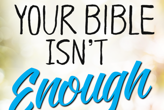 Why Reading Isn't Enough ~ Study the Bible