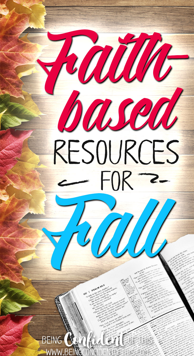 Make the most of this Fall season with your family using these faith-based resources and activities!  Fall traditions|family|kids|Christian family|faith-based resources|Bible lessons|fall fun for families|Fall activities|family fun night|Fall bucket list|grow in faith