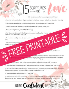 Christ-like Love is no easy feat! Let these scriptures encourage you to have a right perspective on what real love looks like. Bible verses|verses about love|Christian women| Bible study| devotional|what the Bible says about Love| free printable|Christian marriage|marriage encouragement