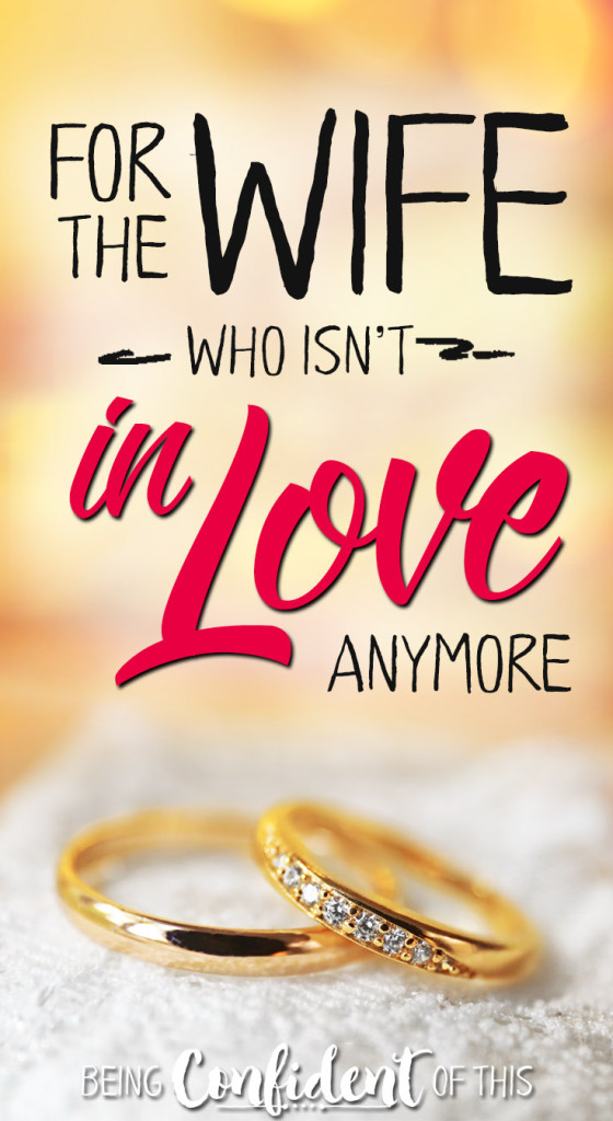 Marriage is designed to be a blessing, but how do we react when we just aren't in love anymore? Or what if my husband isn't in love with me anymore?  Let the Bible be your guide! These 6 verses teach much about the topic of love. Bible study|Chrsitian women|Chrisitan marriage|verses about love|scripture|what the Bible says about love|free printable|encouragement|Christian marriage|marriage help
