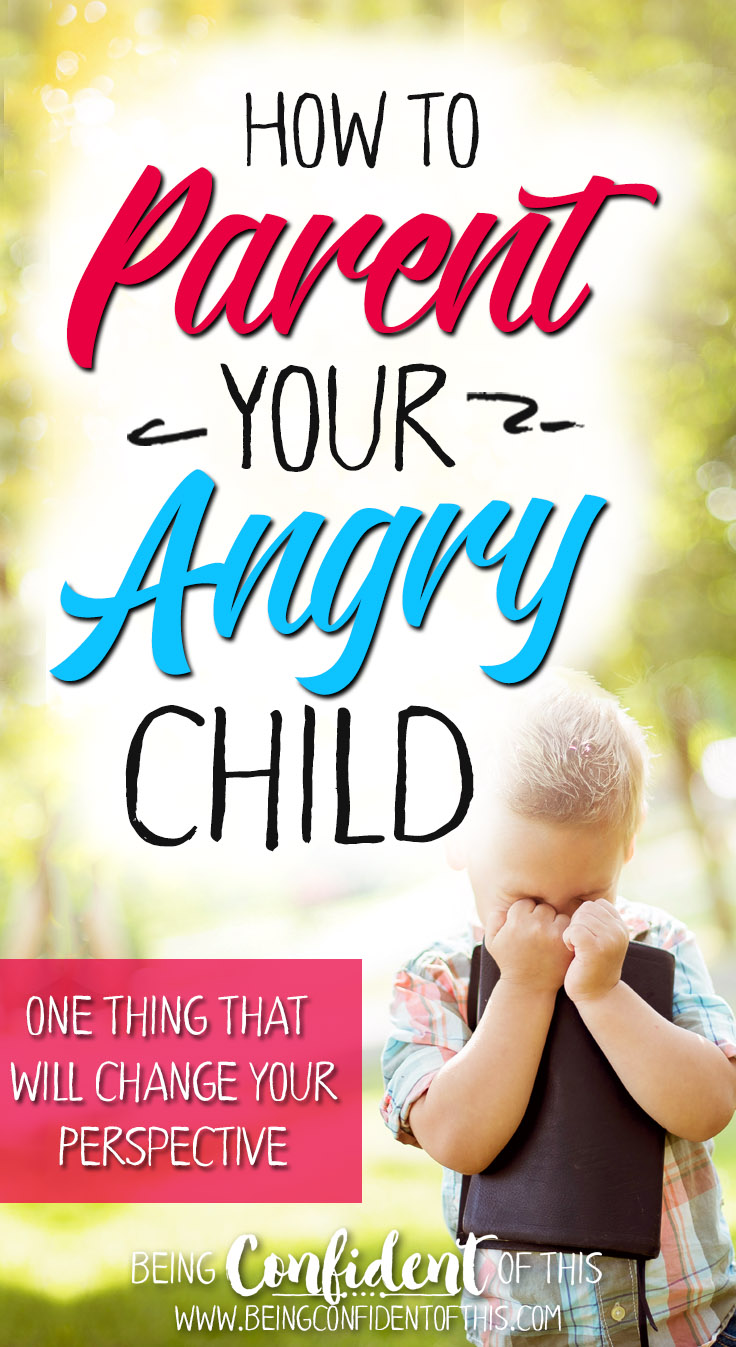 If you have a child with BIG emotions, you probably struggle with some parenting discouragement. What I learned from my angry child changed my perspective and helped me focus on the work in progress!  Work-in-progress Parenting: The Angry Child  #parenting #emotionalchild #strongwilledchild christian parenting|Devotional |Bible study|christian family|helping emotional children|emotions|anger|angrychild|christian mom|strong-willed child