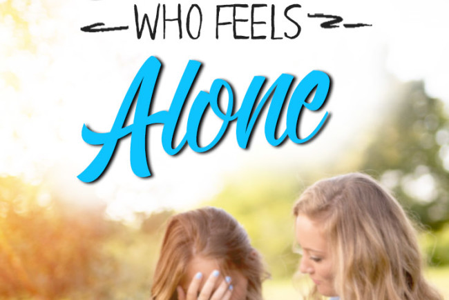 For the Wife Who Feels Alone (and a Giveaway!)