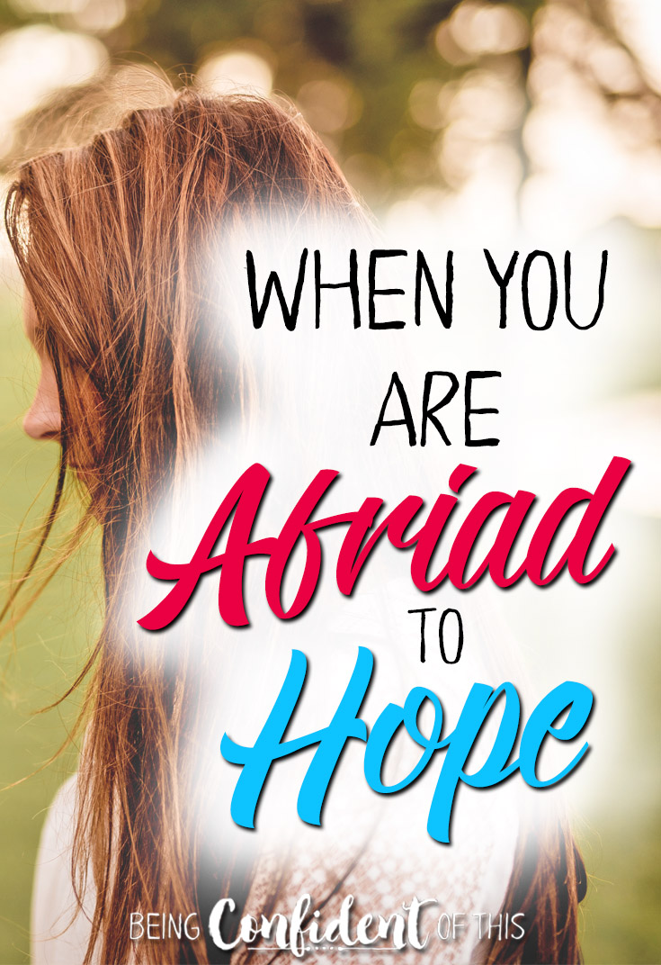 Are you afraid to get your hopes up? Afraid God might just disappoint you? What 1 year taught be about a hope that is not put to shame! #hope #noshame #Christianwomen #book resources for Christians | godly women | Bible study | devotional | marriage book | unashamed | insecurity | how to have hope | trusting God | discipleship | spiritual growth | growing in Christ | giveaway | anniversary | being confident of this