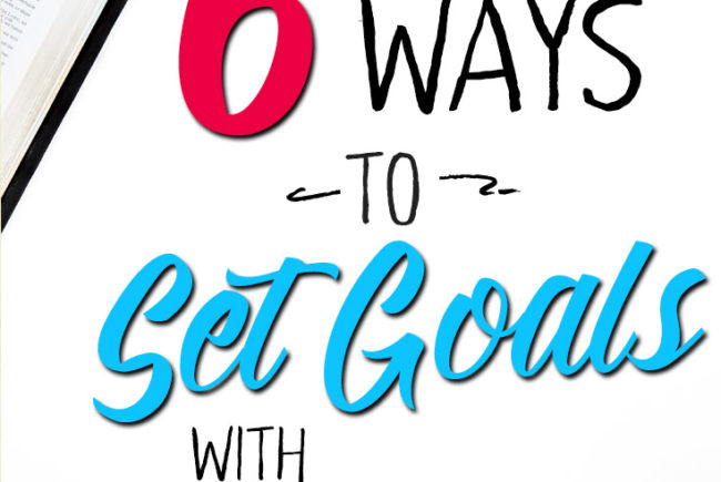 6 Ways to Set Goals with Confidence