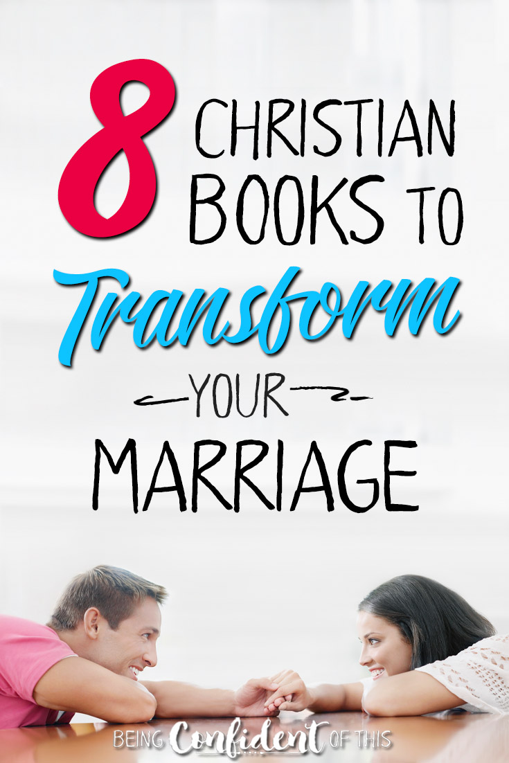 Every husband wife desires a healthy marriage relationship, but not every one is willing to put in the effort. Let these christian marriage resources help transform your marriage! #marriagetips #healthymarriage #hopeformarriage #booklist Being Confident of This | christian marriage | Hope for the Hurting Wife | author Jen Stults | books to help your marriage | godly wife | warrior wife | how to fight for your marriage | books for chrsitian couples | christian marriage resources | difficult marriage | unloved | divorce | encouragement